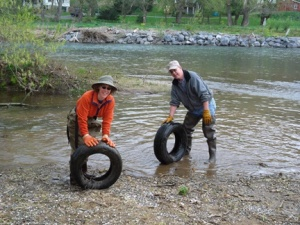 Join a River Clean-up Crew!