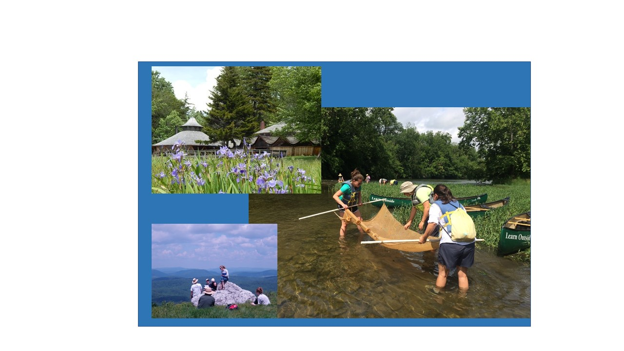 2017 Teacher Training: Mountains, Streams, Watersheds