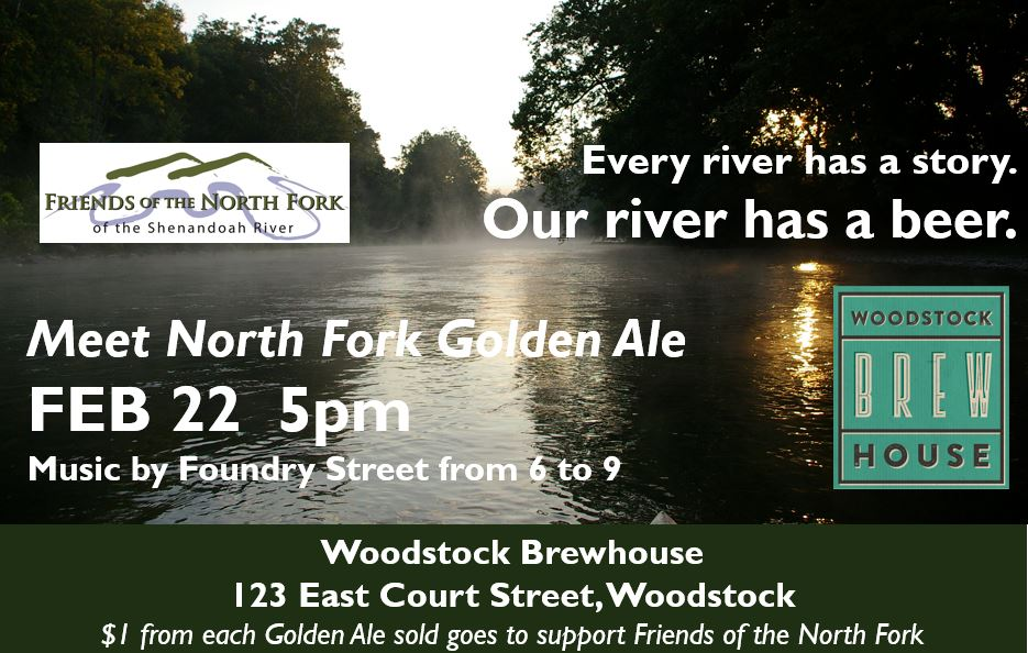North Fork Golden Ale–a Partnership With Woodstock Brewhouse
